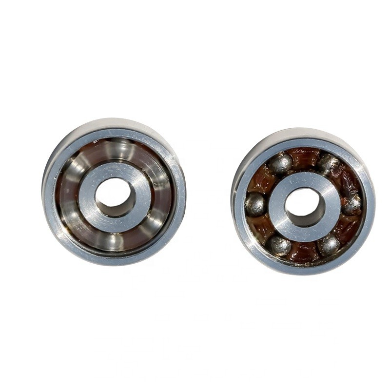 for Bike Bottom Bracket SUS 440 6805 2RS Hybrid Ceramic Ball Bearing with High Quality